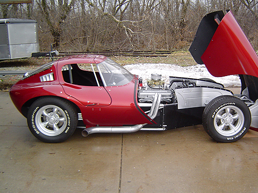 1965 Bill Thomas Cheetah Continuation Photo Gallery Autoblog