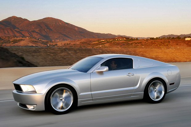exclusive drive: iacocca 45th anniversary edition ford mustang is
