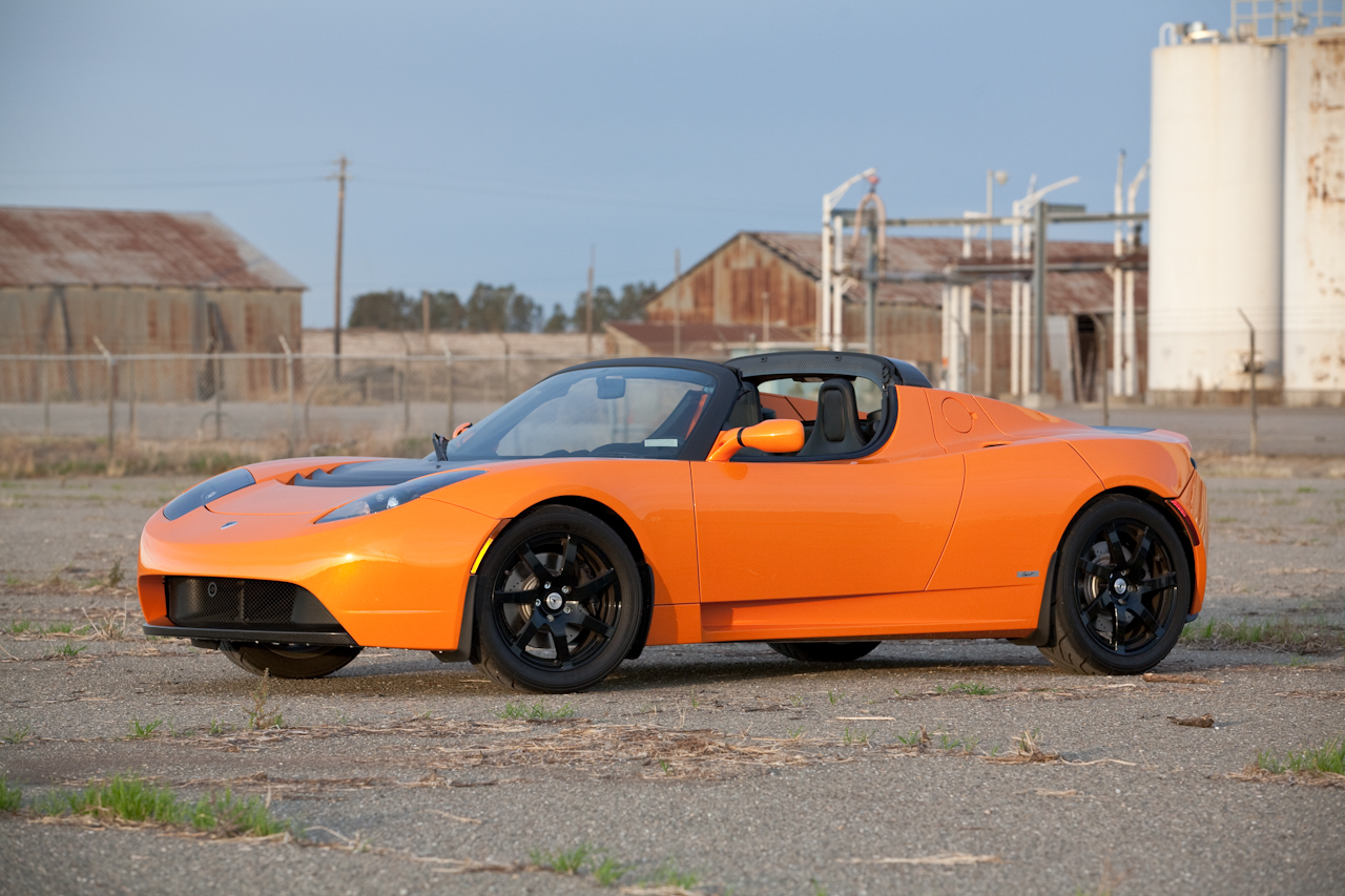 Pre Owned Tesla >> Next Tesla Roadster delayed until after mass-market EV