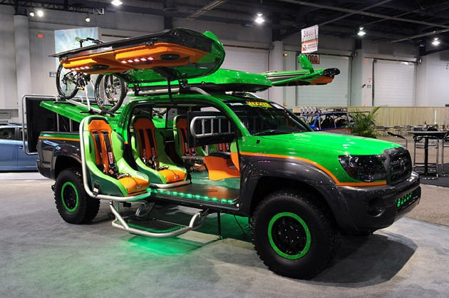 12 Innovative Uses for a Pickup Truck 19