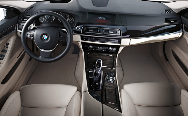 Officially Official: BMW unveils all-new 5 Series sedan