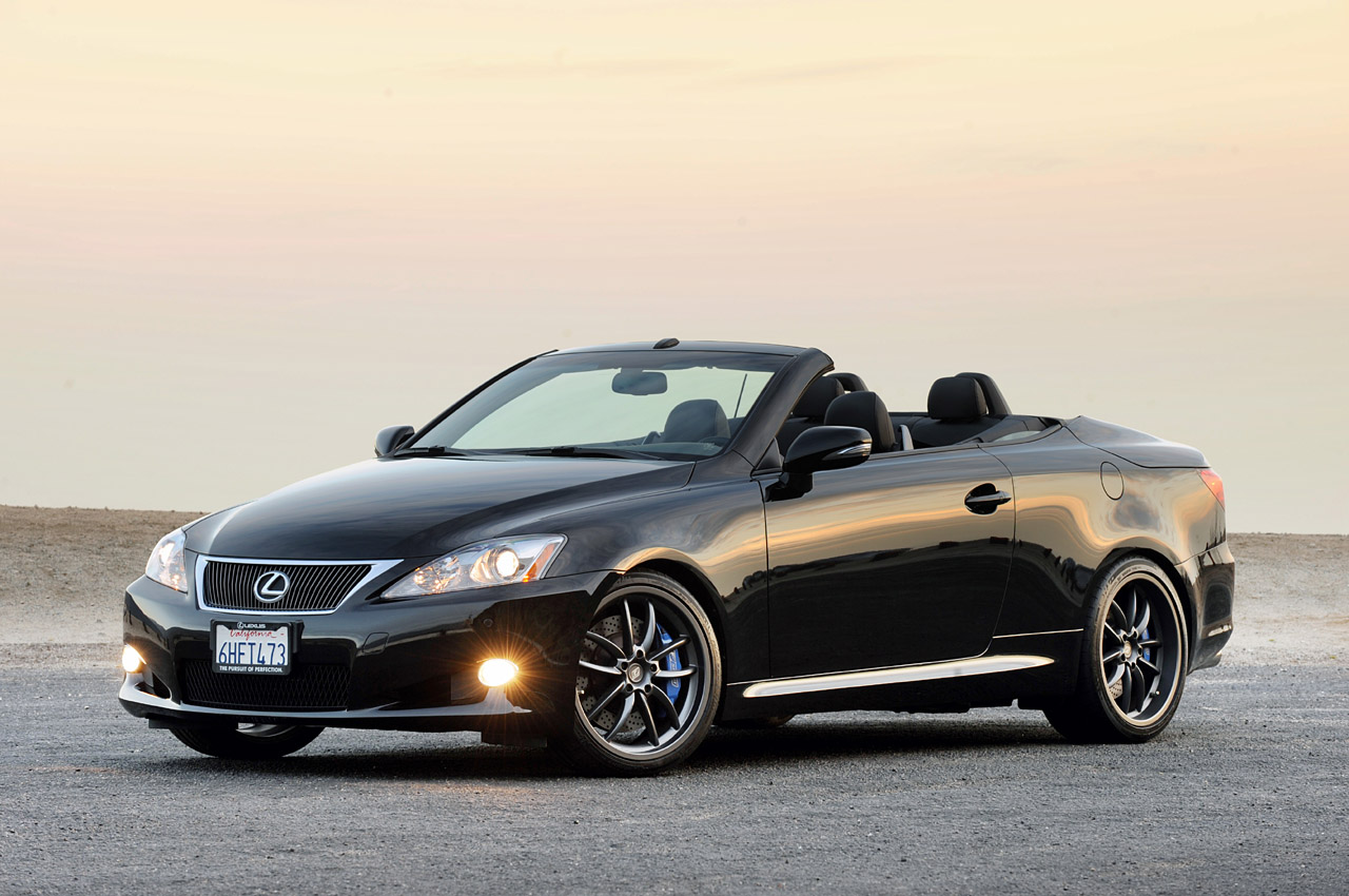 Toyota Certified Pre Owned >> Review: 2010 Lexus IS 350C F-Sport Photo Gallery - Autoblog