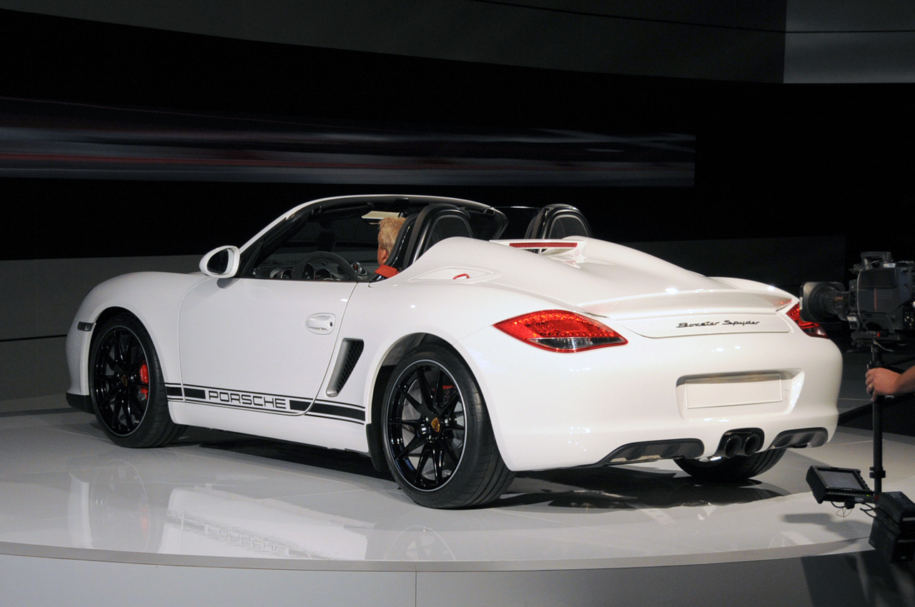 la 2009 2010 porsche boxster spyder photo gallery autoblog. Black Bedroom Furniture Sets. Home Design Ideas