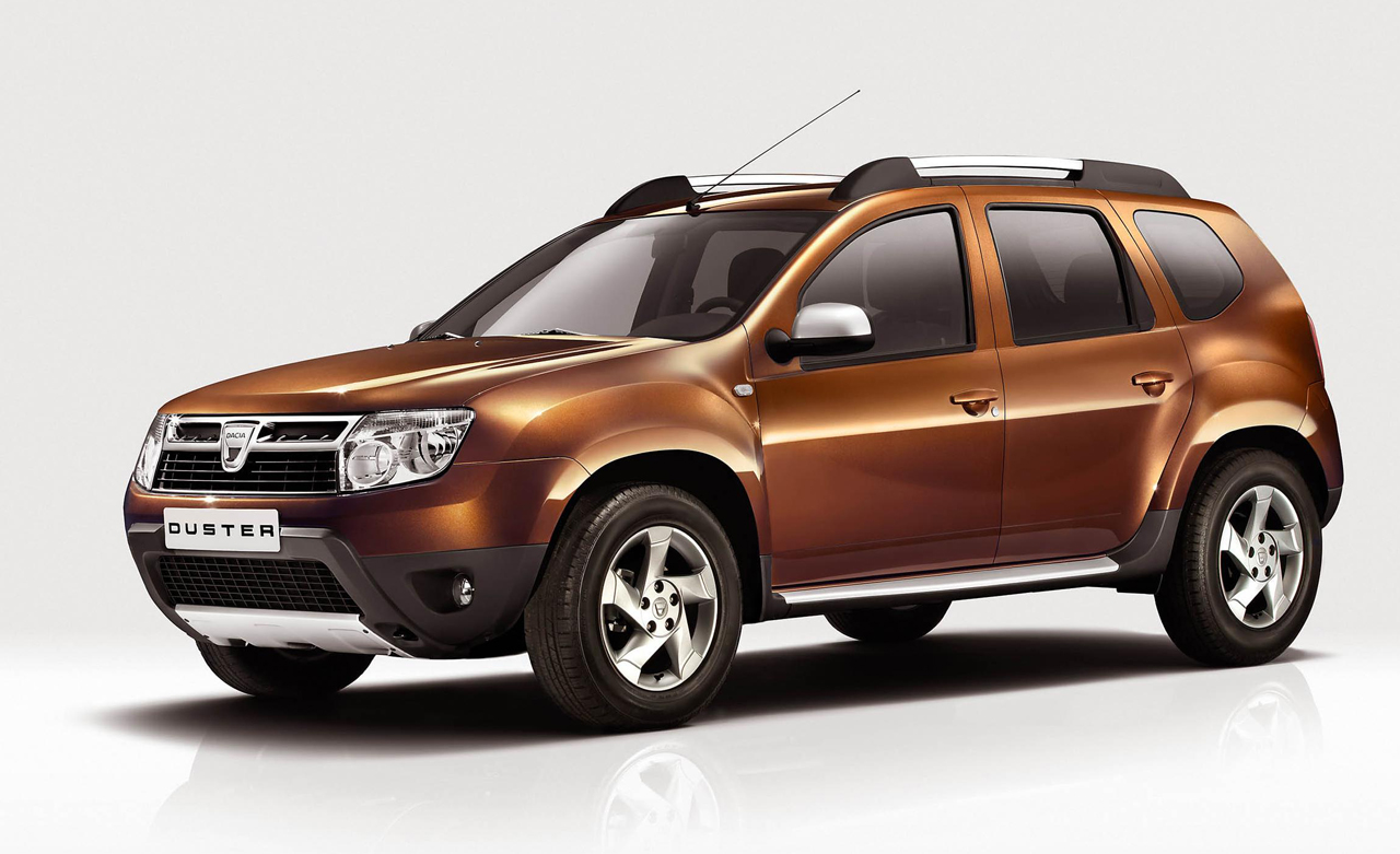 dacia duster to spawn inexpensive nissan terrano will we get it autoblog. Black Bedroom Furniture Sets. Home Design Ideas
