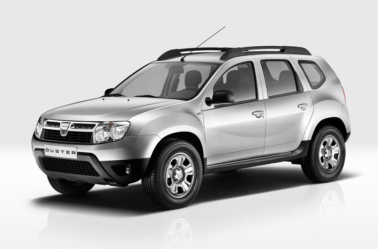 Certified Pre Owned Nissan >> Dacia Duster 4x4 Photo Gallery - Autoblog