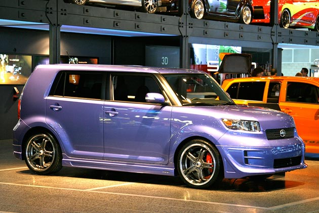 Scion Xb Release Series 7 0 Limited To 2 000 Copies
