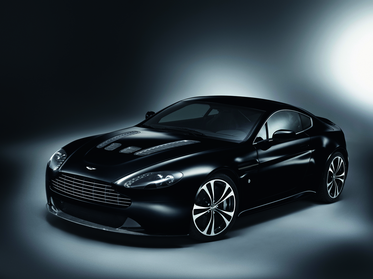 Aston Martin Carbon Black Dbs And V12 Vantage Photo Gallery Autoblog
