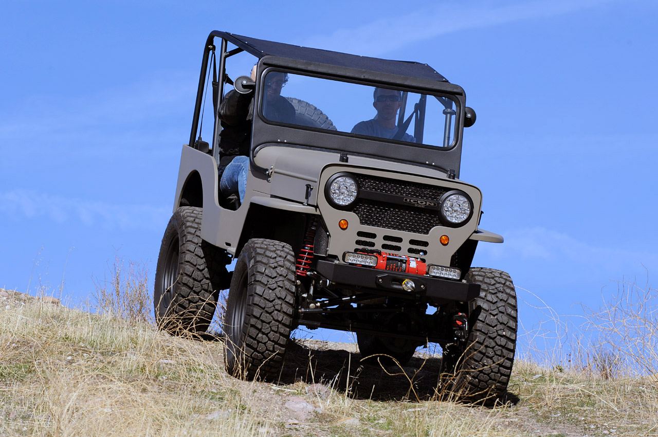 Old school jeep #2