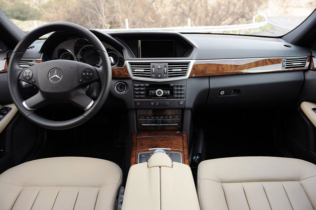 Review: 2010 Mercedes-Benz E350 4Matic weathers the storm with