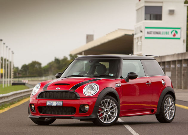 aussies get mini john cooper works challenge edition. Black Bedroom Furniture Sets. Home Design Ideas