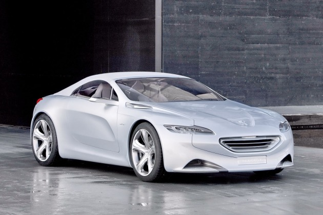 Geneva Preview Peugeot Sr1 Concept Trades Quirk For The