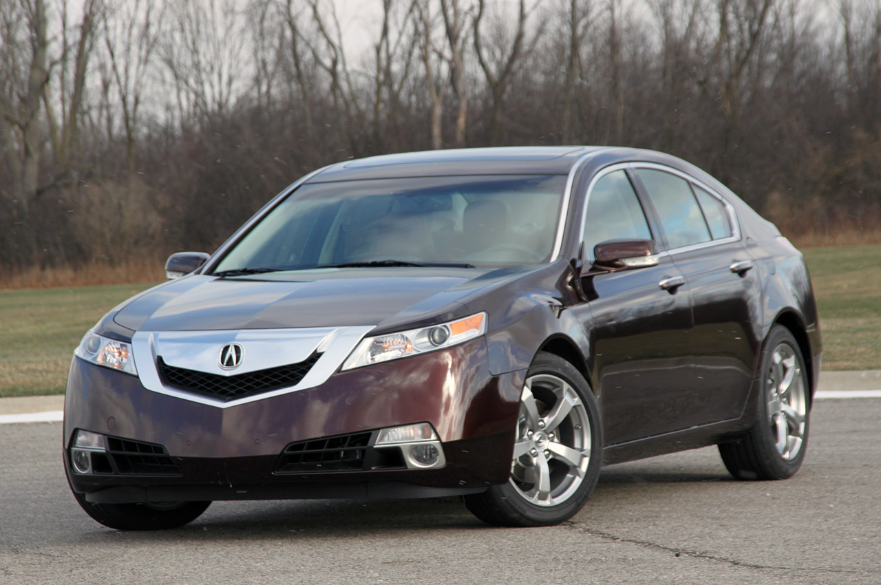 Honda Certified Pre-Owned >> Review: 2010 Acura TL SH-AWD 6MT Photo Gallery - Autoblog