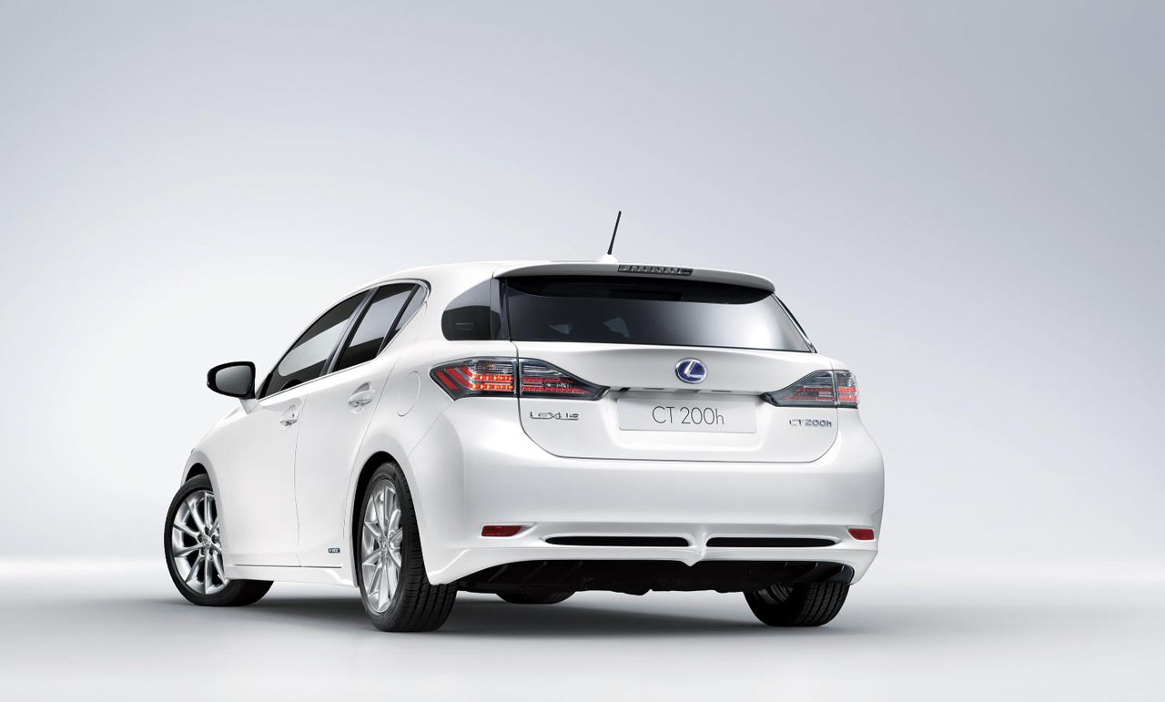 Lexus Certified Pre Owned >> Updated Lexus CT200h coming next year, new variants ...