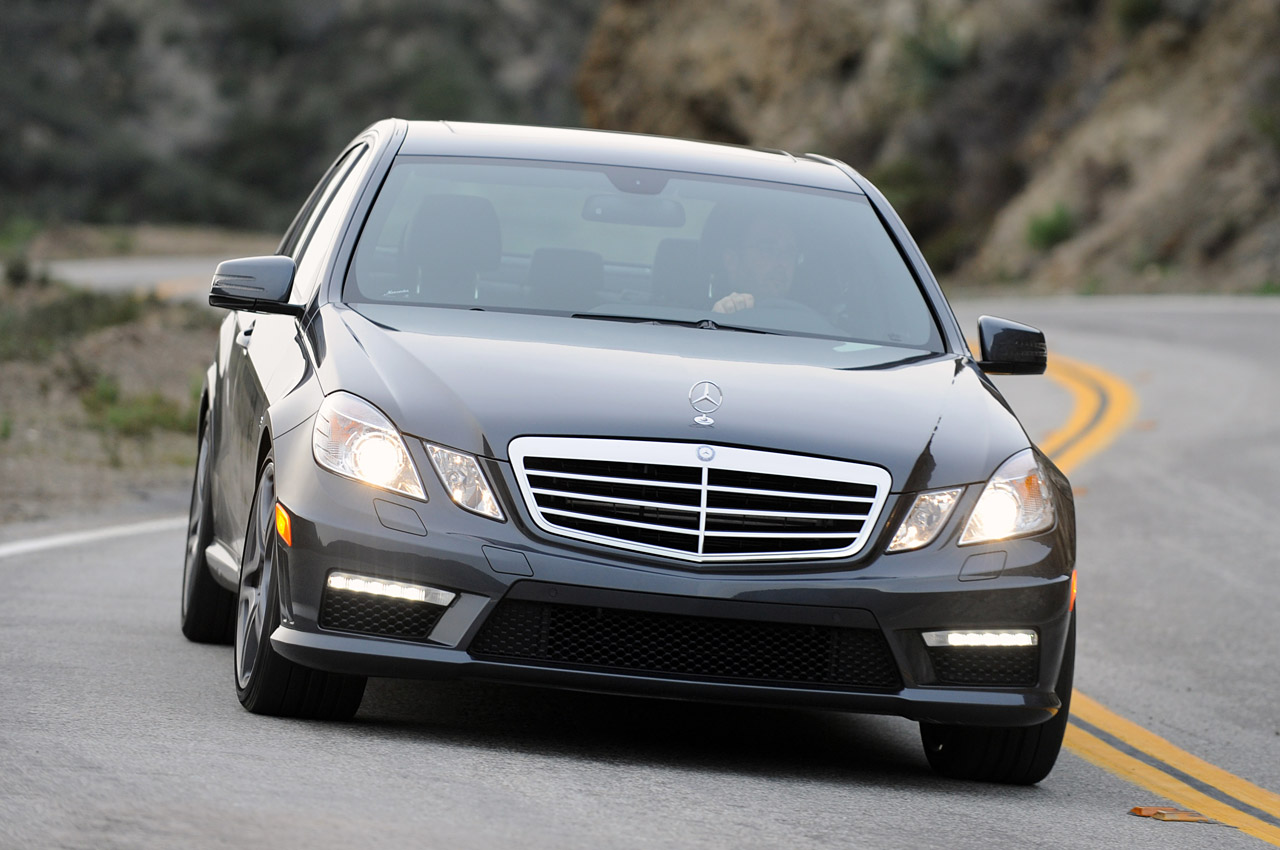 Toyota Certified Pre Owned >> Review: 2010 Mercedes-Benz E63 AMG Photo Gallery - Autoblog