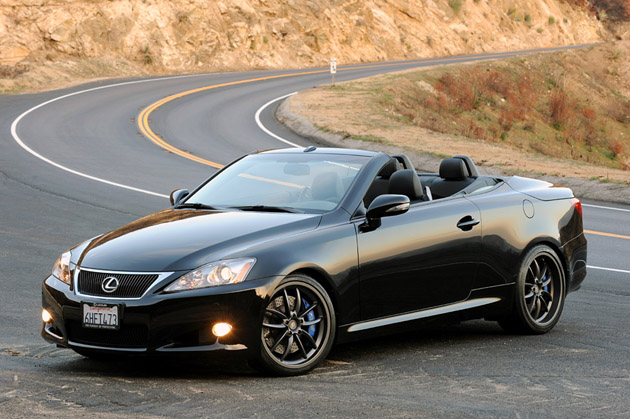 lexus is convertible prices reviews and new model information autoblog. Black Bedroom Furniture Sets. Home Design Ideas
