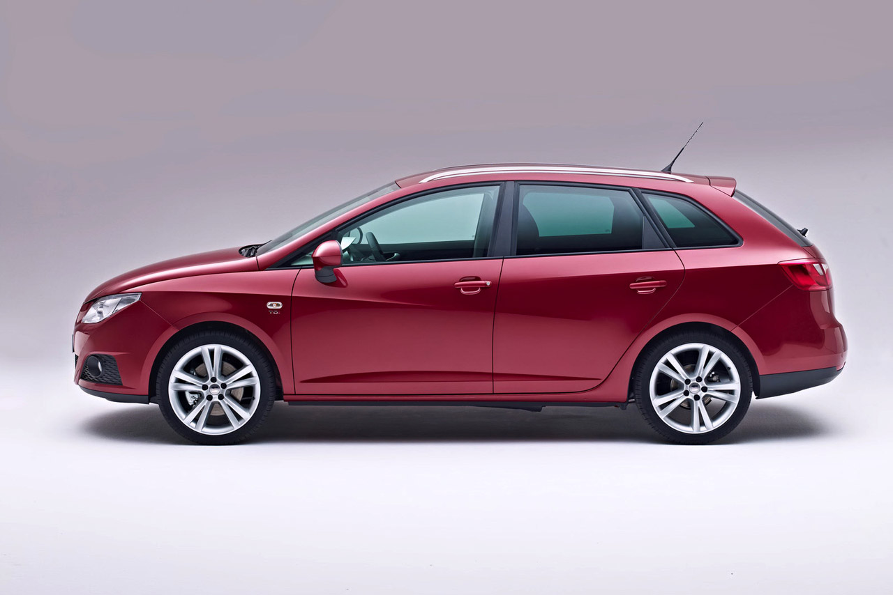 Volvo Certified Pre-Owned >> SEAT Ibiza Sport Tourer Photo Gallery - Autoblog