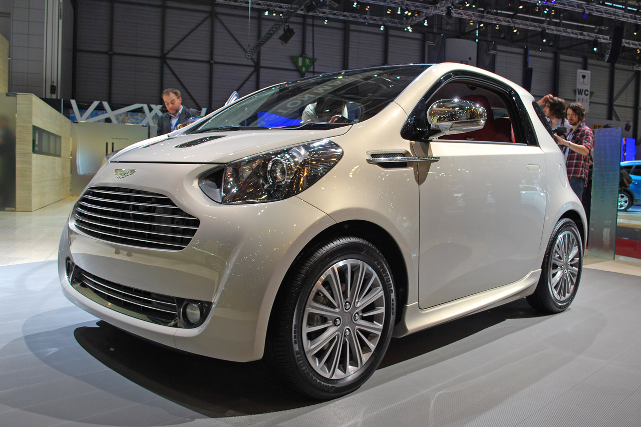 fewer than 150 cygnet superminis sold before aston clipped its wings autoblog. Black Bedroom Furniture Sets. Home Design Ideas