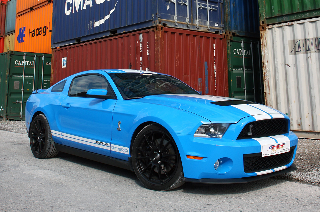 2010 ford shelby gt500 mustang by geigercars. Black Bedroom Furniture Sets. Home Design Ideas