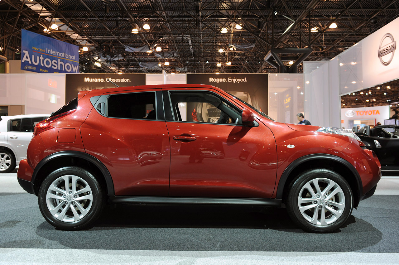 Acura Certified Pre Owned >> New York 2010: Nissan Juke Photo Gallery - Autoblog