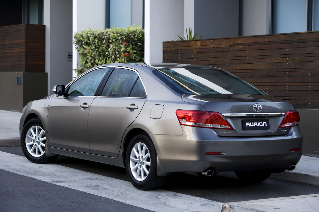 Acura Certified Pre-Owned >> 2009 Toyota Aurion (Australia) Photo Gallery - Autoblog