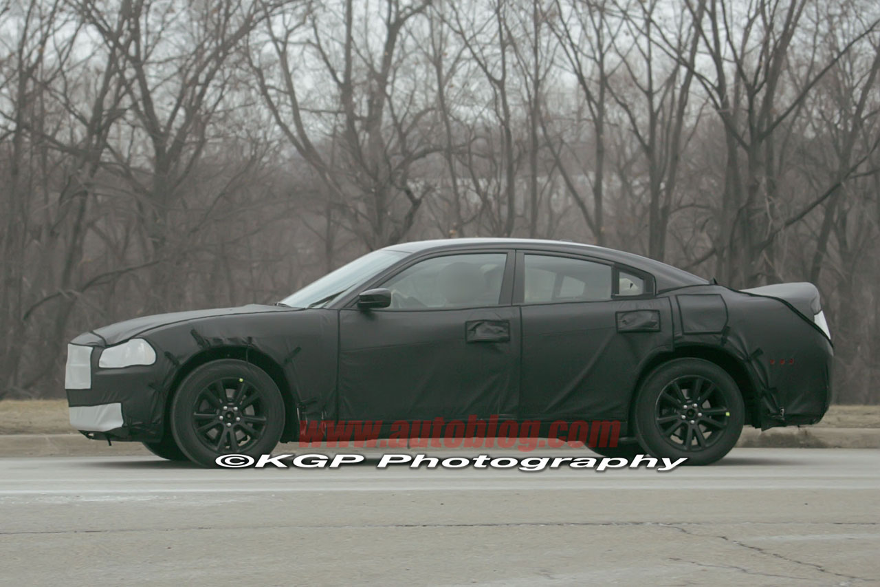 Used Chevy Spark >> Next-gen Dodge Charger: Spy Shots Photo Gallery - Autoblog
