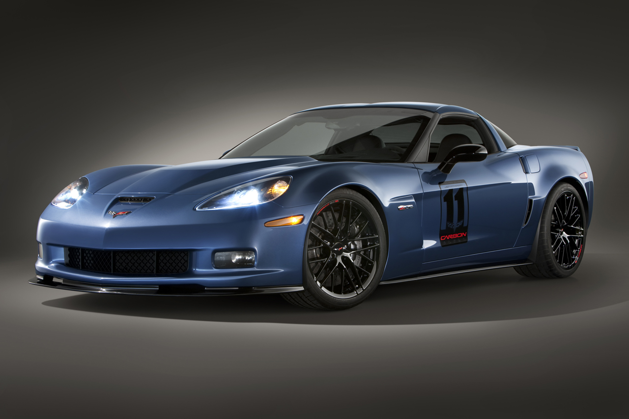 Black Book Car Values >> Corvette Z06 tops Motor Trend list of shortest-stopping ...