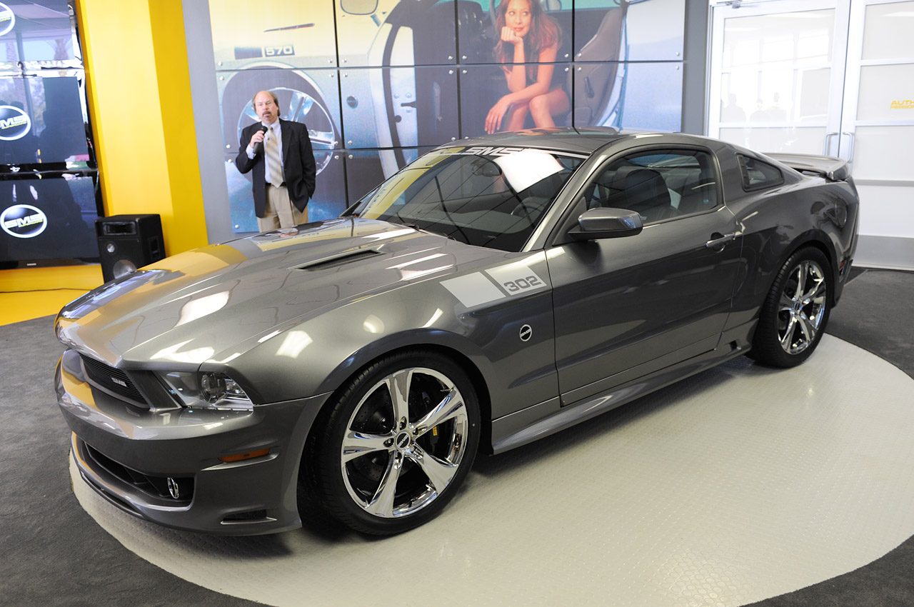 Saleen Unveils Sms 302 Mustang Ls1tech Camaro And