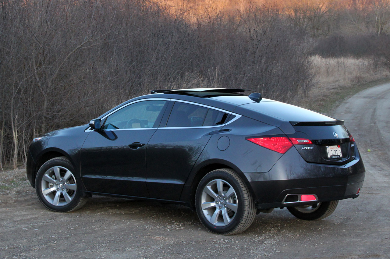 Acura Certified Pre Owned >> Review: 2010 Acura ZDX Photo Gallery - Autoblog