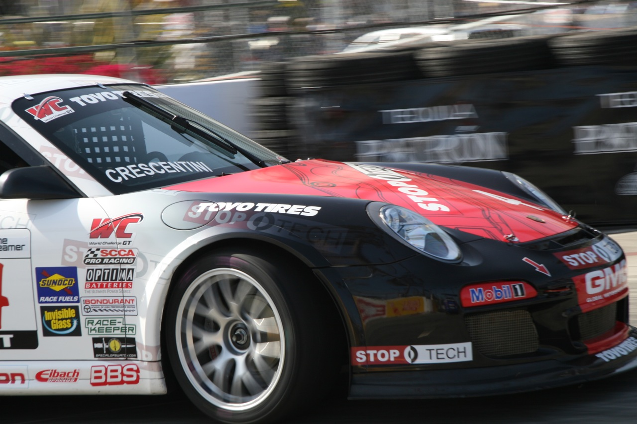 2010 Toyo Tires World Challenge at Long Beach Photo Gallery
