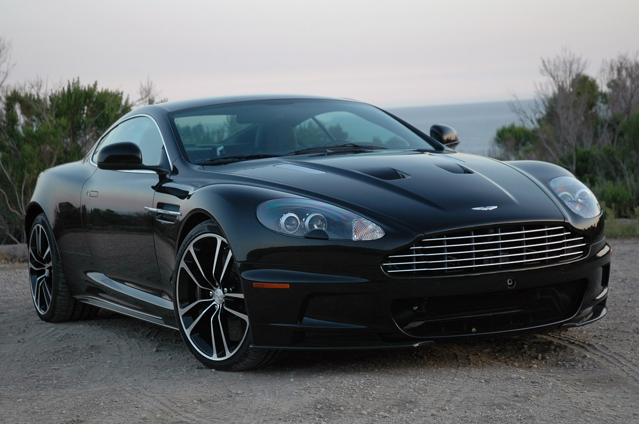 Review: 2010 Aston Martin DBS Carbon Black Photo Gallery
