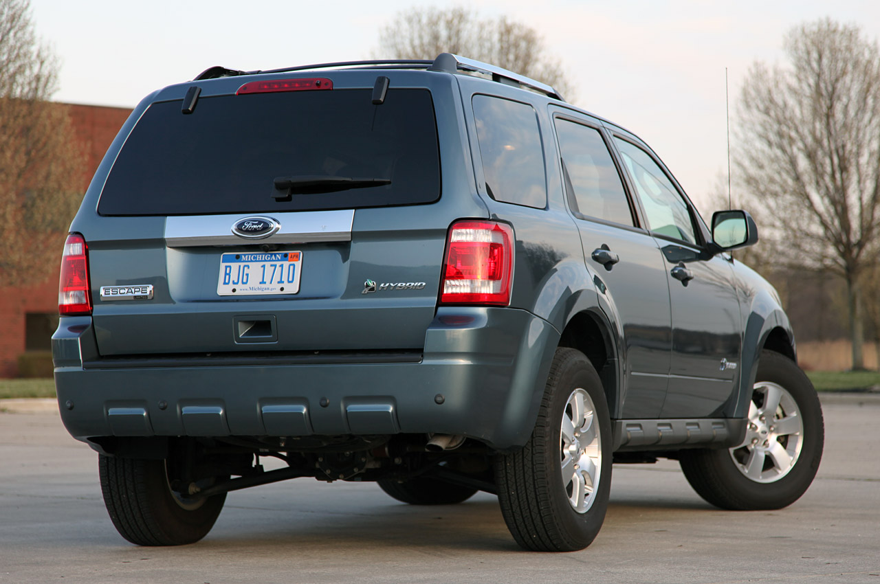 Review 2010 ford escape hybrid photo gallery autoblog