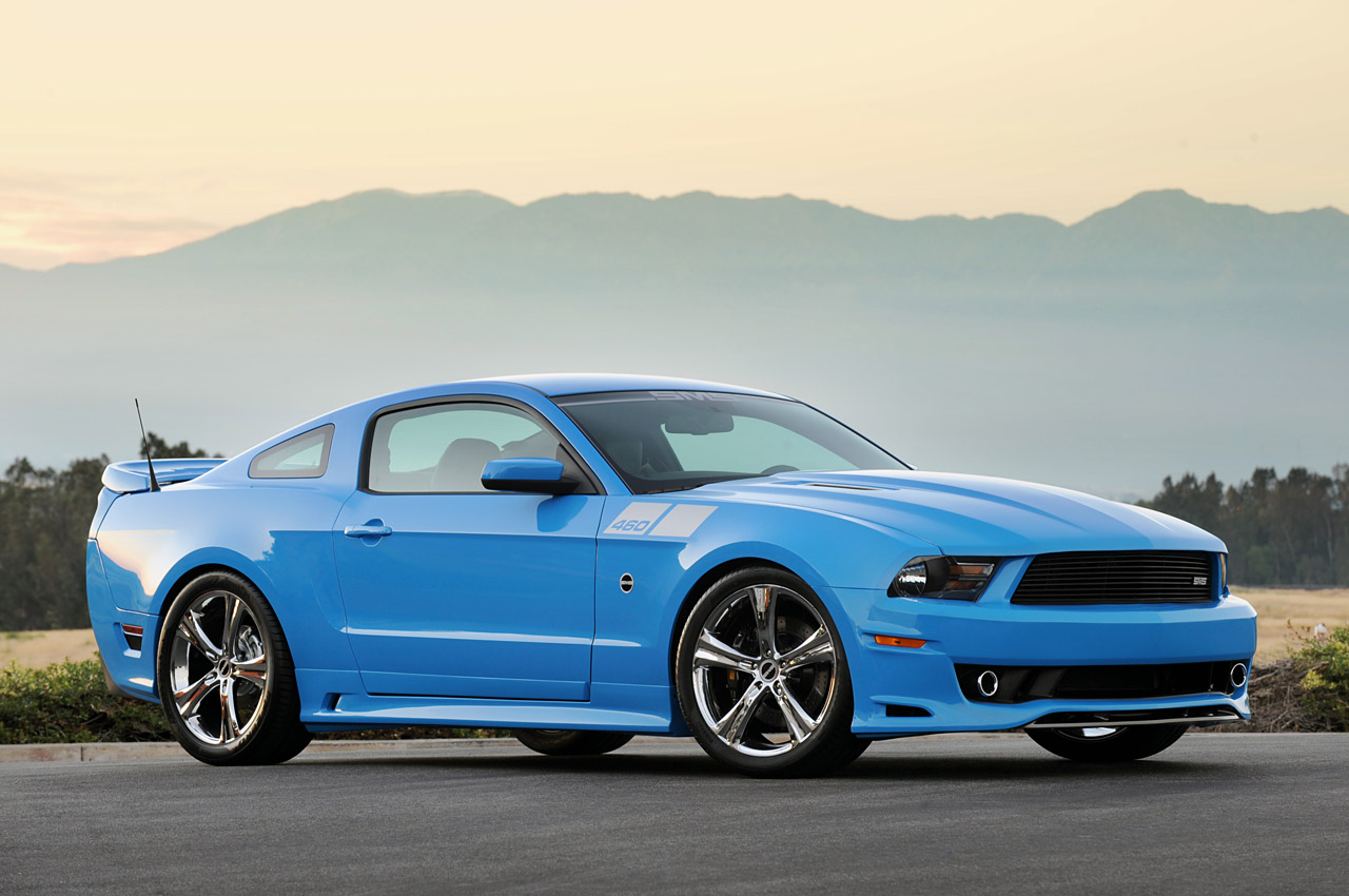 ford mustang sms 460 - photo #5