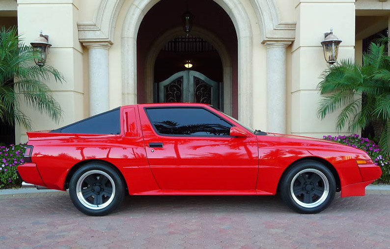 Certified Used Toyota >> 1987 Chrysler Conquest TSi Photo Gallery - Autoblog
