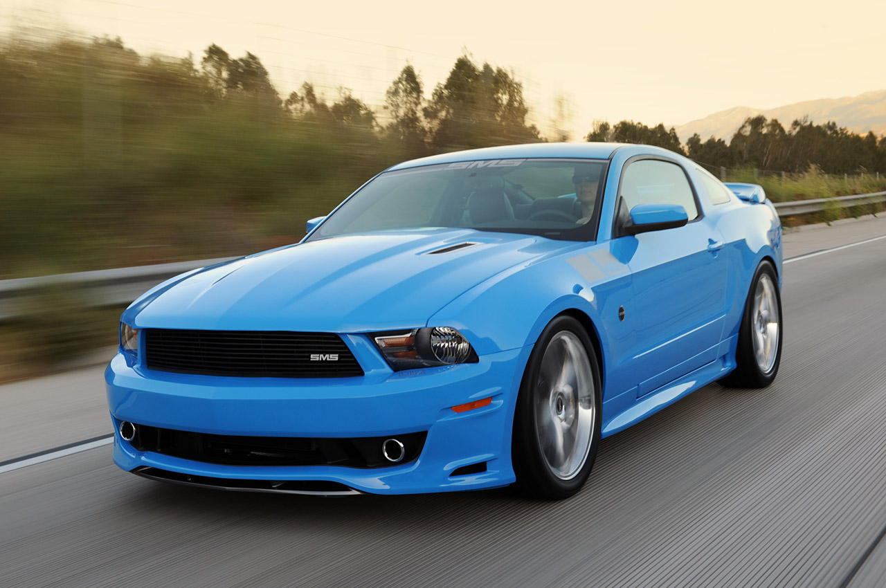 ford mustang sms 460 - photo #7