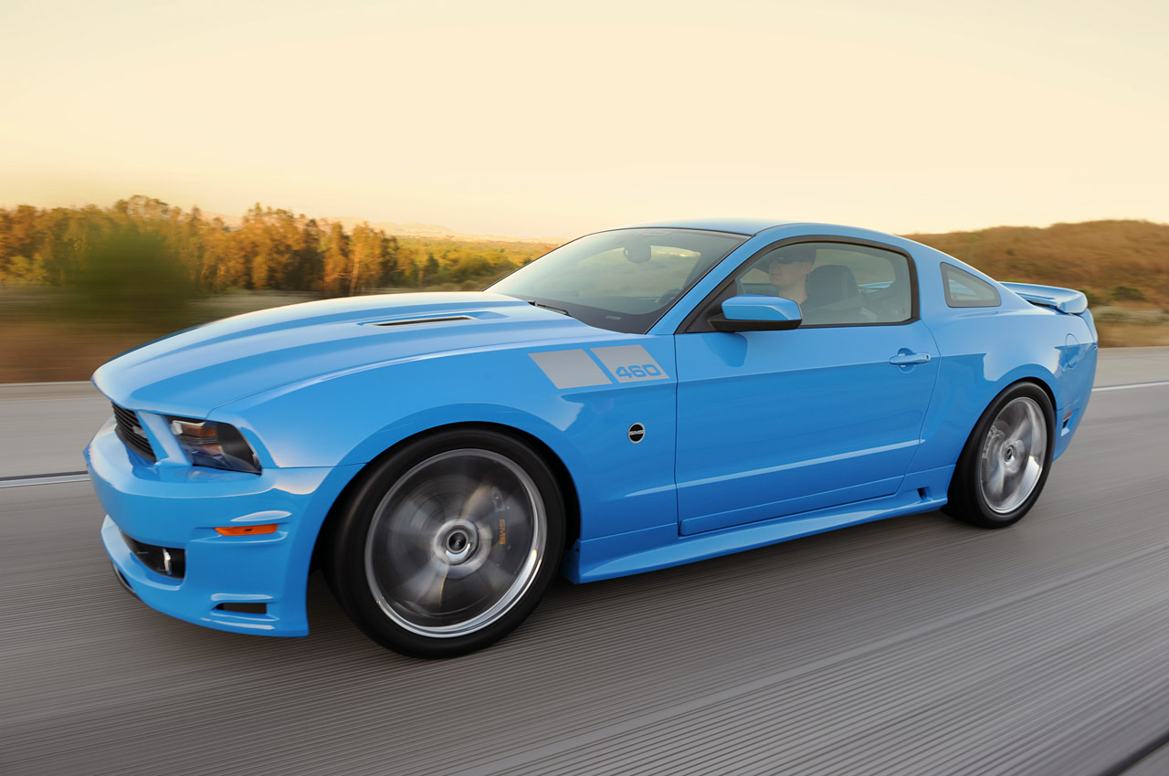 ford mustang sms 460 - photo #4