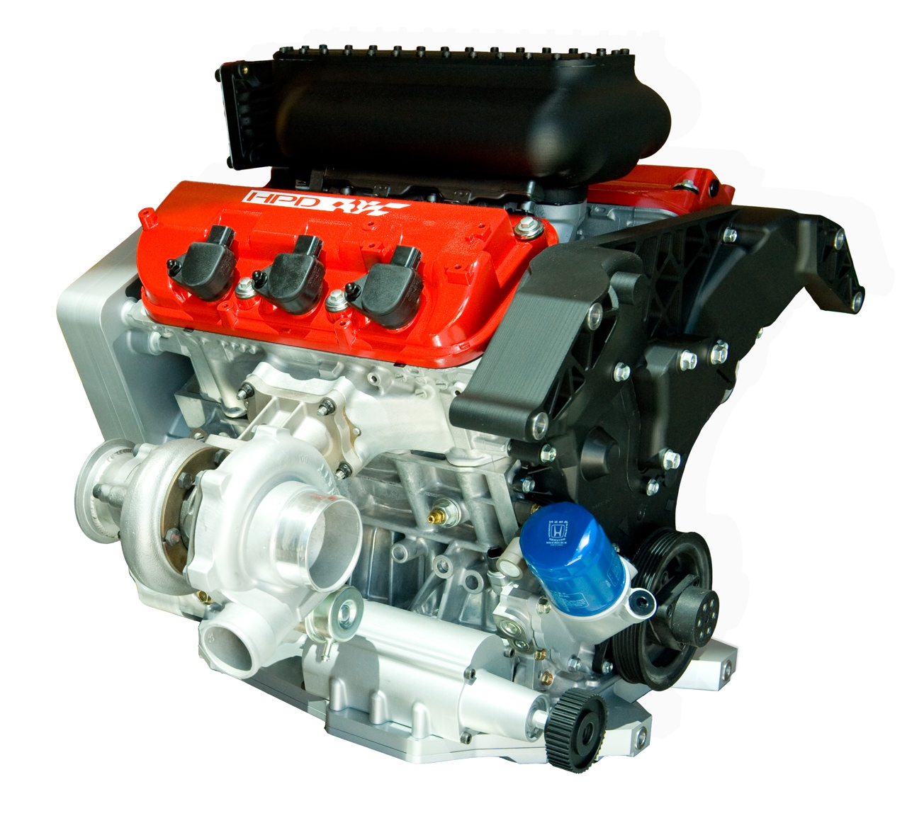 HPD 2.8L V6 For The LMP2 Race Cars