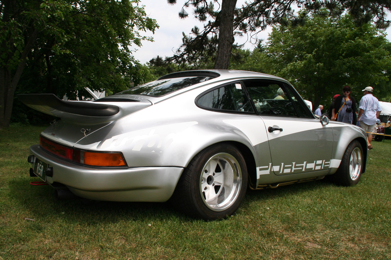 Acura Certified Pre-Owned >> 1973 Porsche 911 Turbo Factory Prototype Photo Gallery ...