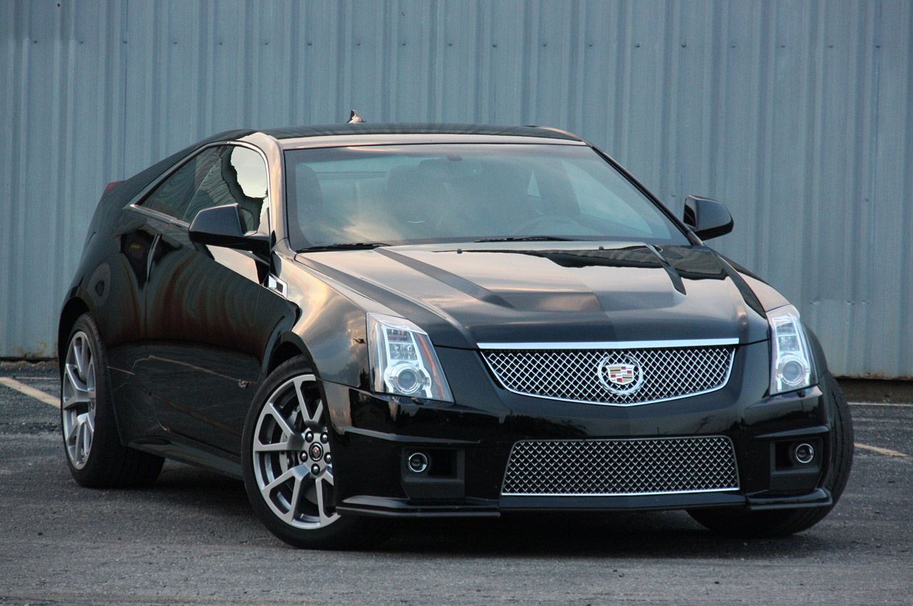 first drive 2011 cadillac cts v coupe other autos forever pontiac forums. Black Bedroom Furniture Sets. Home Design Ideas