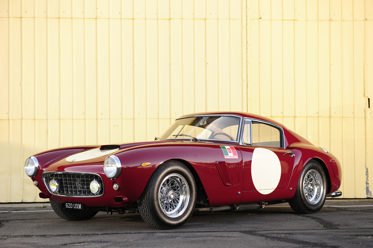 Acura Certified Pre Owned >> 1961 Ferrari 250 GT SWB Berlinetta SEFAC Hot Rod Photo ...