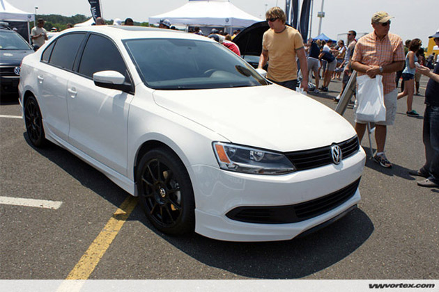 Vw Shows Off Hotted Up 2011 Jetta At Waterfest