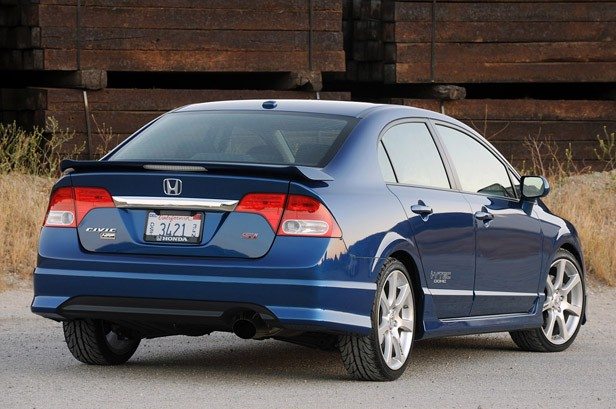 The 2010 Civic Si Is And Will Remain A Slow Car Which Probably Not What Its Target Customer Wants