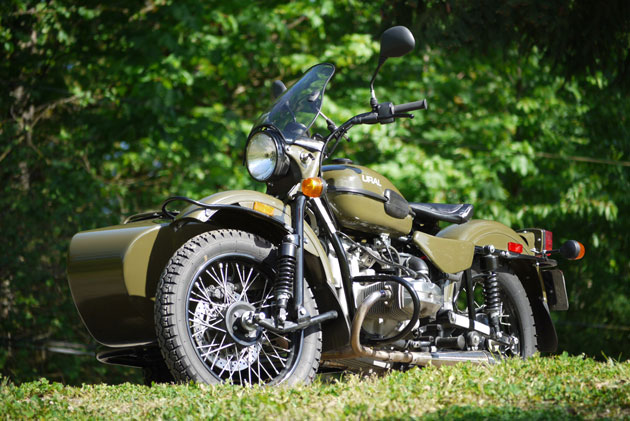 review 2010 ural patrol t takes a lickin and keeps on tickin Ural Motorcycle Dealers Near Me more good news the bike somehow managed to survive amazingly it didn t just survive the ural patrol t was actually almost pletely undamaged