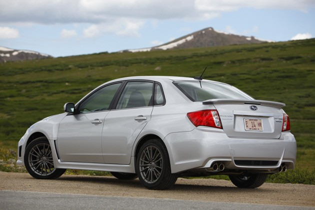 First Drive: 2011 Subaru Impreza WRX fills out with big