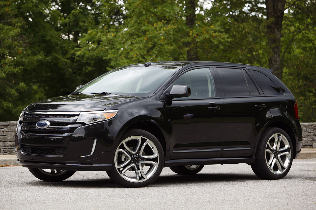 2012 ford edge to hit 30 mpg with 2 0 liter ecoboost. Black Bedroom Furniture Sets. Home Design Ideas