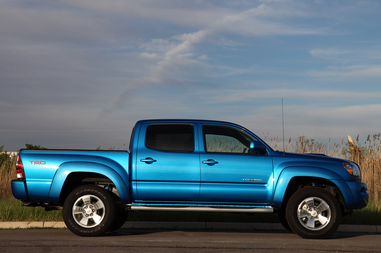 Toyota Recalls 690 000 Tacoma Trucks For Rusty Leaf