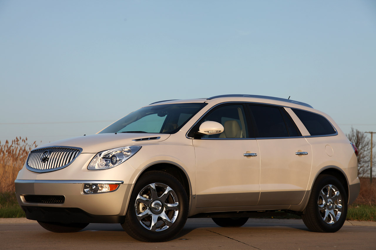 08buickenclavereview2010 - 2010 Buick Enclave Cxl 2 Awd