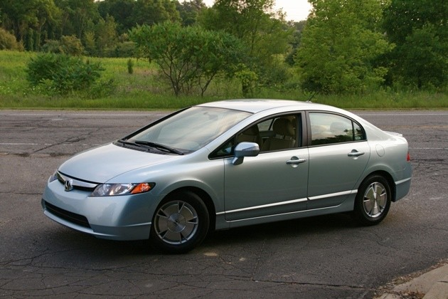 2008 Honda Civic Hybrid Click Above For High Res Image Gallery