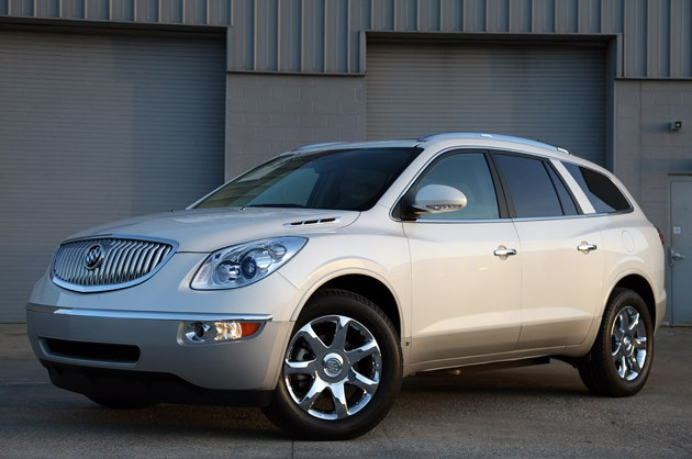 review 2010 buick enclave cxl awd. Black Bedroom Furniture Sets. Home Design Ideas