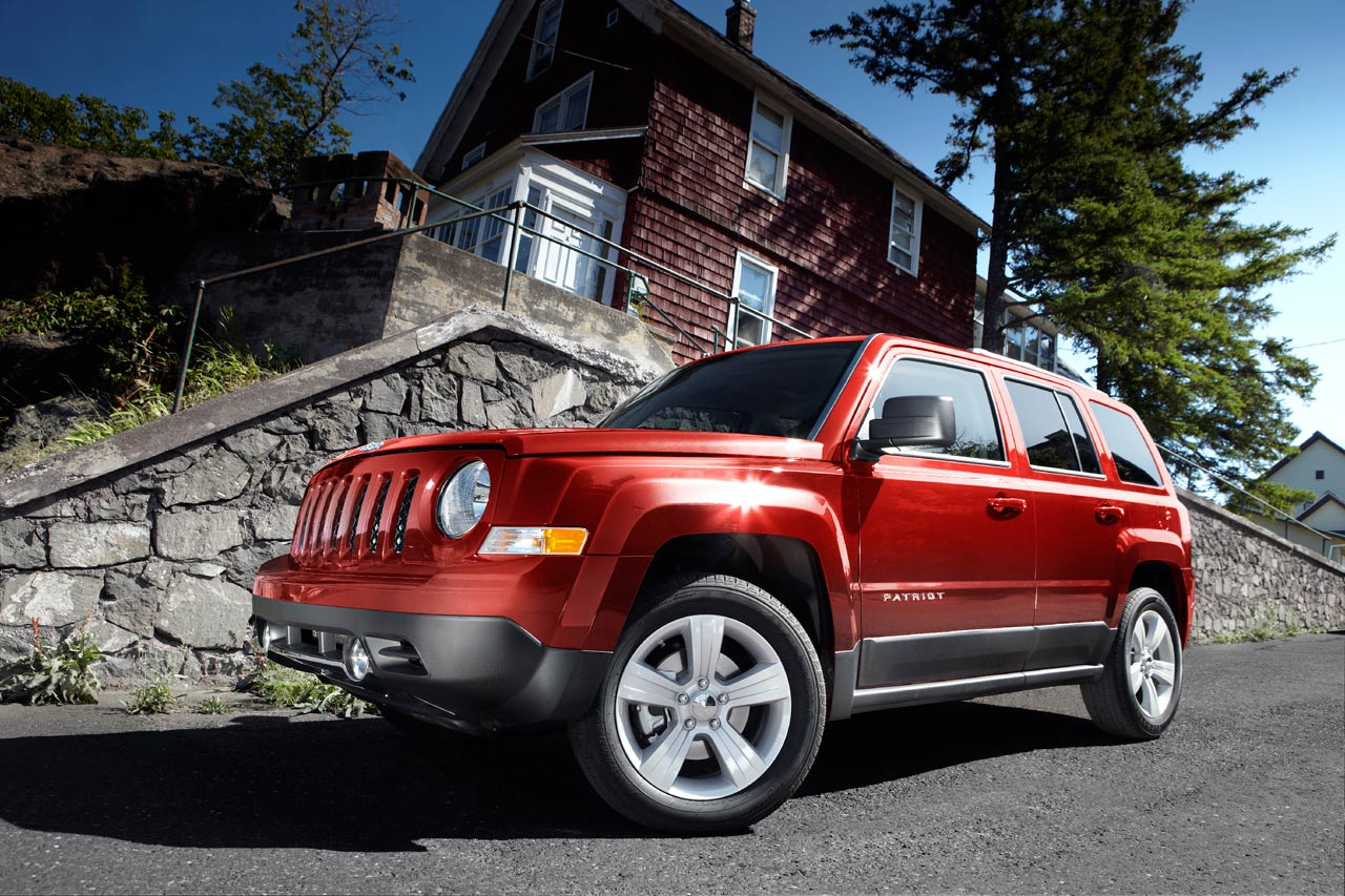 Jeep Certified Pre-Owned >> NHTSA to probe 2011-2012 Jeep Patriot over stalling fears - Autoblog