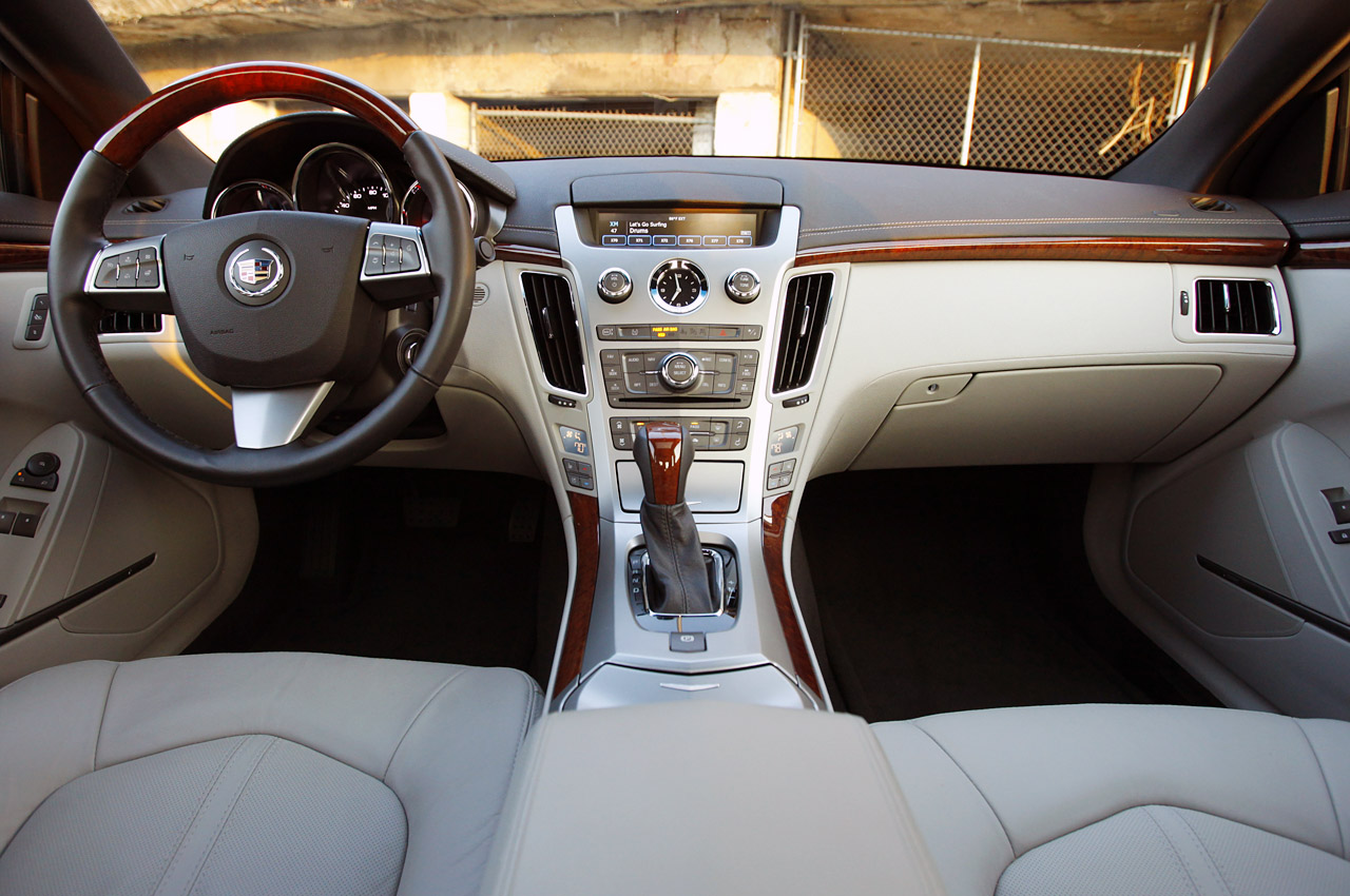 Used Certified Cars >> Review: 2011 Cadillac CTS Coupe Photo Gallery - Autoblog